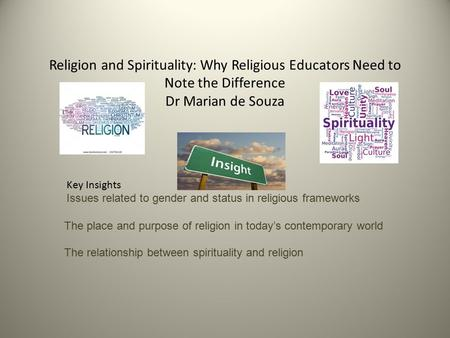 purpose of religion essay Get started paper , order, or assignment requirements clifford geertz taught that religion is an overriding system of symbols that serves two purposes it gives us a worldview – what is the world all about.