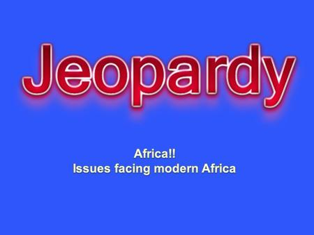 VocabGenocidesApartheid U.S./Africa Relations Anything Goes 10 50 20 60 30 70 40 80 50 100.