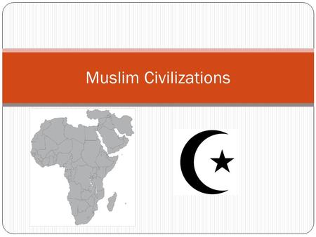 Muslim Civilizations. Terms Caliph = Successor of Muhammad Caliphate = Land ruled by the Caliph Arabic = Official Language Arabs= Ruling class of people.