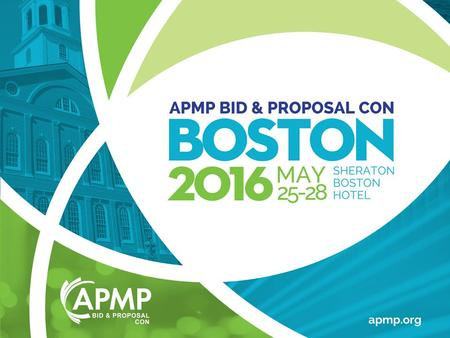 #APMP2016. Submitting proposals in more than one language: a survival guide Considering language and translation as a key component of your value proposition.