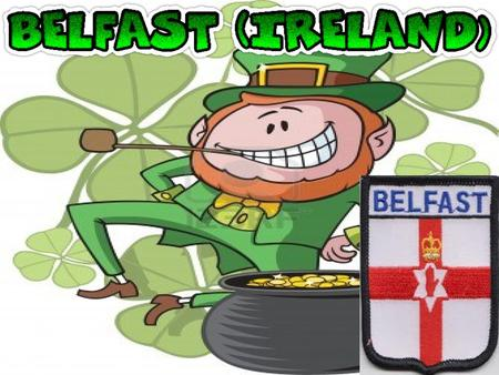 Belfast is in the north of Ireland. The sport teams play a diverse variety of sports including: football, Gaelic games, rugby, cricket and ice hockey.