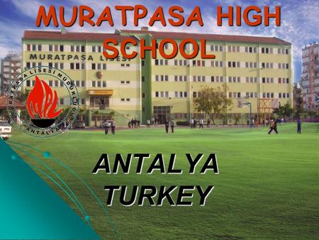 MURATPASA HIGH SCHOOL ANTALYA TURKEY. RE-CREATION BY GENETICS:NEW WAY OF LIFE HISTORY OF GENETICS FROM 1956 TO THE PRESENT.