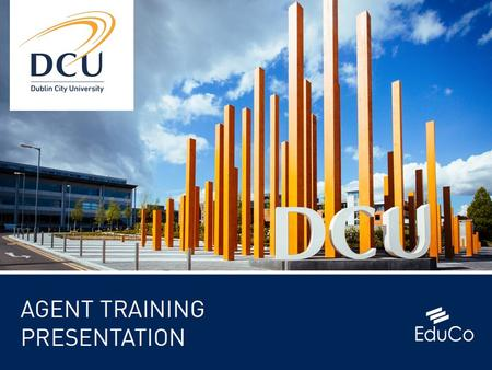 DCU is a multi-campus university occupying 60 hectares of land area 7 km north of the Dublin City Centre. Location.