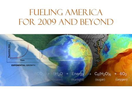 Fueling America for 2009 and beyond. State of the Union? In his 2006 State of the Union speech, President George W. Bush called for U.S. citizens to cure.