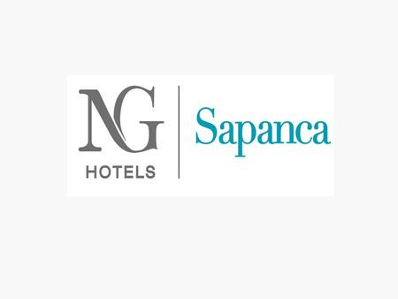 ABOUT SAPANCA Sapanca The NG Sapanca Wellness & Convention Hotel is surrounded by thousands of well- preserved and conserved trees and foliage in the.