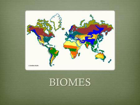 BIOMES. What is a biome?  A group of ecosystems with similar climate and organisms.  Temperature and rainfall determine the plants that will grow. 