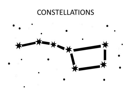 "CONSTELLATIONS. WHAT are they? When we look into the night sky, it appears that everything is attached to the ""dome"" of the sky."