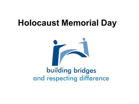 Holocaust Memorial Day. What was the Holocaust? The Holocaust was the mass murder of six million Jews and millions of other people leading up to, and.