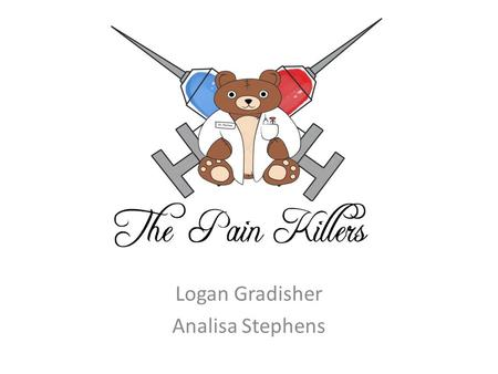 Logan Gradisher Analisa Stephens. Introduction NSAID for pain and inflammation reduction – Non-steroidal anti-inflammatory drugs Localized Pain Patch.