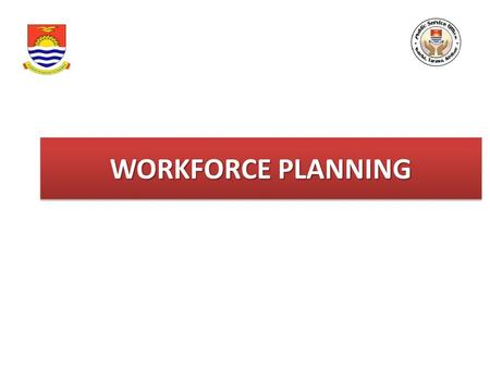 WORKFORCE PLANNING. WHAT IS WORKFORCE PLANNING? Continuous process of matching workforce requirements to organisational objectives. A management framework.