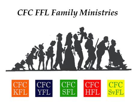 CFC FFL Family Ministries