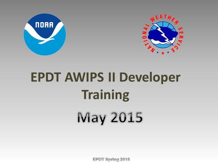 Objectives Update IDE used to develop AWIPS2 plugins  Learn about API Baseline/Target Platform  Configure formatter and code templates.