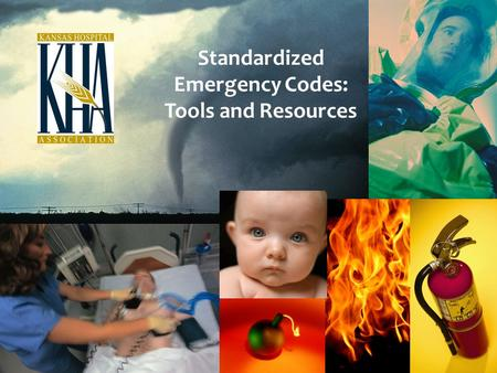 Standardized Emergency Codes: Tools and Resources.