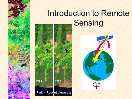 Introduction to Remote Sensing. A free digital version is available for download in the Education chapter of the CCRS website at www.ccrs.nrcan.gc.ca.