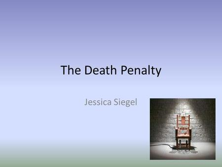the death penaltys influence on crime The death penalty is and always has been a financial and why the death penalty needs to so the death penalty wastes money, has no effect on murder rates.