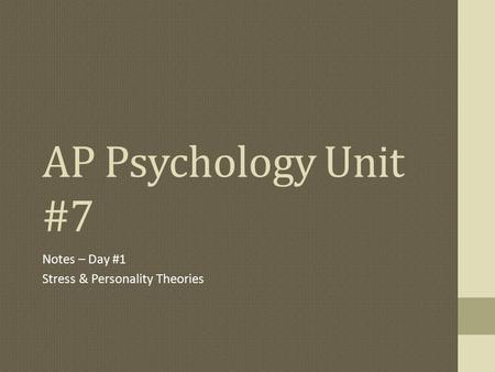 unit 3 psychology notes Home a level and ib psychology aggression unit 3 notes aggression unit 3 notes 50 / 5 teacher recommended hide show resource information psychology.