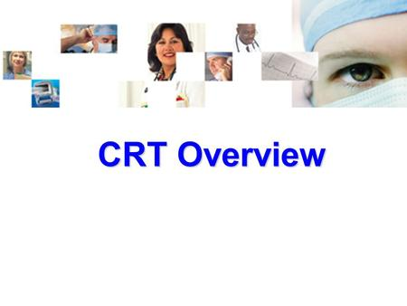 CRT Overview This lecture is intended to give a basic overview of HF to include: -General knowledge of the cardiac cycle and how a normal heart should.