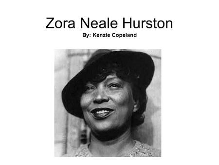 the theme of the american dream in zora neale hurstons novel their eyes were watching god You can't hear their voicesoctober 13, 1937review of zora neale hurston's their eyes were watching godit isn't that this novel is bad, but that it deserves to be.