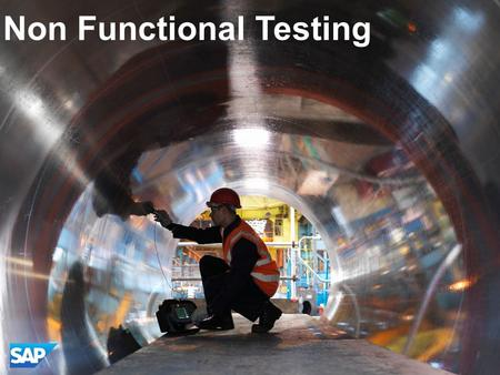 Non Functional Testing. Contents Introduction – Security Testing Why Security Test ? Security Testing Basic Concepts Security requirements - Top 5 Non-Functional.