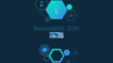 RemoteNet 2016. Remotenet Updates  Mobile Web and Tablet  Salesman Tools  Customer Enhancements  Pharma and Compliance  New Parameters and Options.