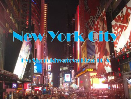 History of New York City New York City was discovered in 1524 by Giovanni da Verrazzano, an Italian explorer. Europeans started to settle there once a.
