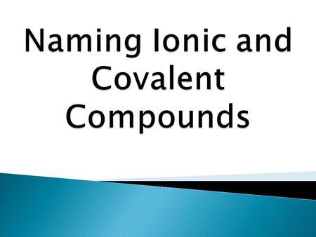 VCE Chemistry Unit 4