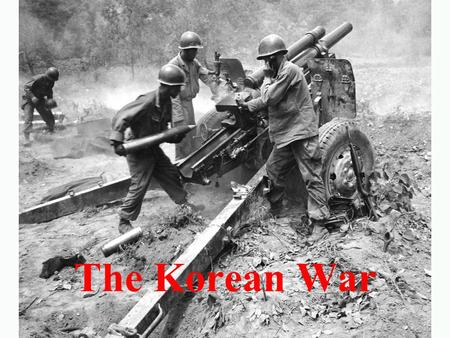 The Korean War. Tensions During the 1940's, political tensions were building in Korea Japan had ruled Korea from 1910-1945, but had been driven out by.