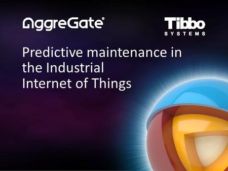 Predictive maintenance in the Industrial Internet of Things.