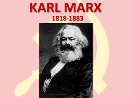 The Communist Manifesto - Bourgeoisie and Proletariat
