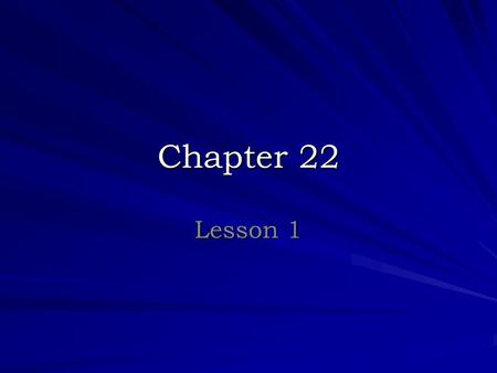 Chapter 22 Lesson 1. Did You Know? The purpose of advertisements for alcohol is to make this harmful drug look appealing and attractive. These companies.