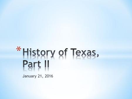 January 21, 2016. The United States provoked a war with Mexico to settle the dispute over the Texas border. The Treaty of Guadalupe Hidalgo, which.