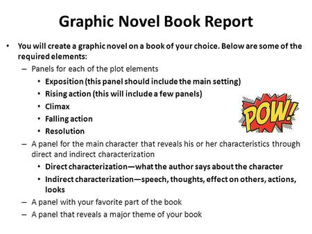 graphic novel book report The 9/11 report: graphic novel adaptation review share attempting to understand one of the most tragic days in american history  the 9/11 report-- either in book or graphic novel form .
