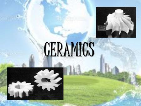 CERAMICS. Introduction ~ keramikos - burnt stuff in Greek. ~ Ceramics are inorganic and non-metallic materials that are commonly electrical and thermal.