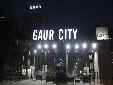 INTRODUCTION  Gaursons India Limited launches one of its prestigious project Gaur City at Noida extension/ Greater Noida West.  Gaur City, spread over.