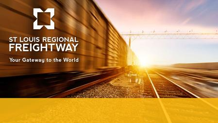 1. 2 February 2016 - Alliance Workshop St. Louis Regonal Freightway Alliance Needs Analysis and Freight Development Committee Terminal Rail Association.