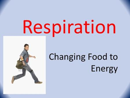 Respiration Changing Food to Energy. Total ATP Yield 02 ATP - glycolysis 02 ATP - Krebs cycle 32 ATP - Electron Transport Chain 36 ATP - TOTAL That is.