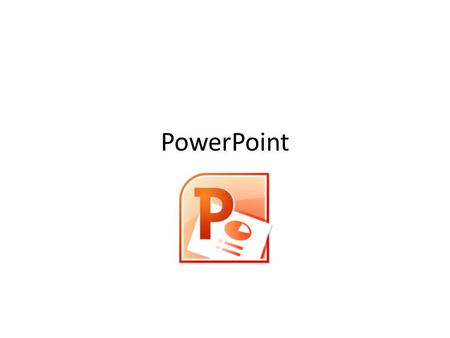 PowerPoint. PowerPoint - Concepts TermDefinitionLocation SlideOne page of an electronic presentation. Home  New Slide Slide Layout Pre-formatted layouts.