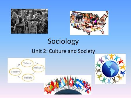 Cultural Diversity Courses