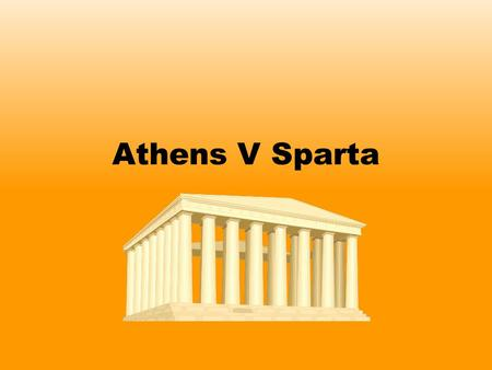 Athens V Sparta. Greek City-States Athens Sparta Mediterranean Sea Aegean Sea Asia Minor Greece.