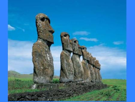 Easter Island (or Rapa Nui) is one of the world's great archaeological sites, and also one of the most remote. The Polynesians who found Rapa Nui brought.