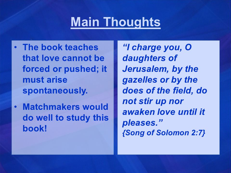 The book emphasizes the importance of delaying sexual intimacy until marriage.
