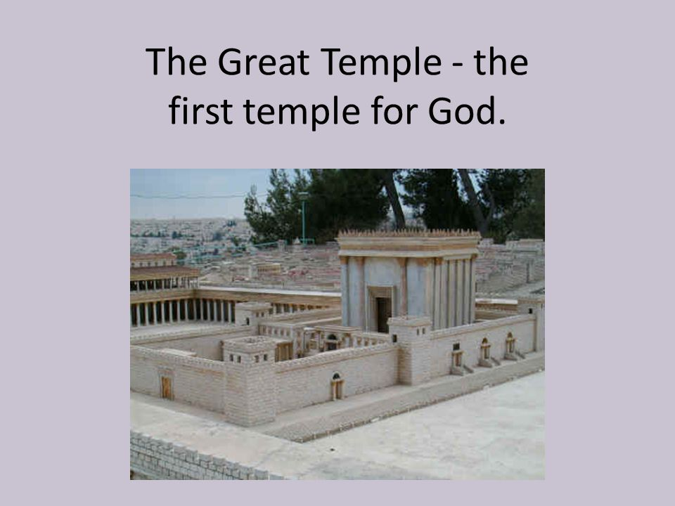 After the death of Solomon, what happened when the Kingdom of Israel split into two parts?