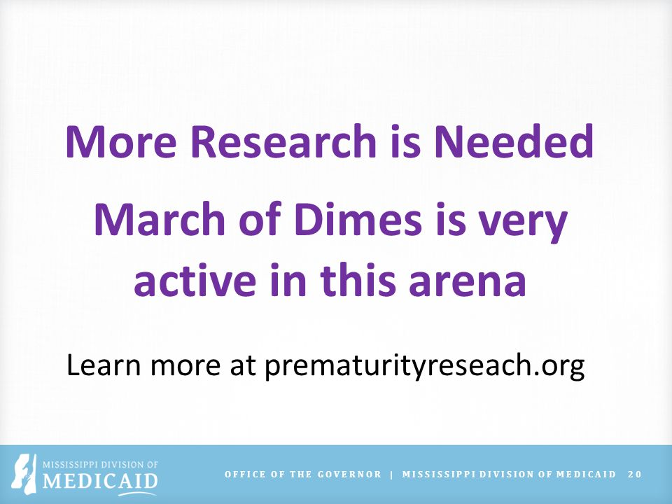 Support Prematurity Research Centers Enhance Your Employees' Health Join Community Events Become a Cause Marketing Partner Care for moms in our community Invest In Healthy Babies