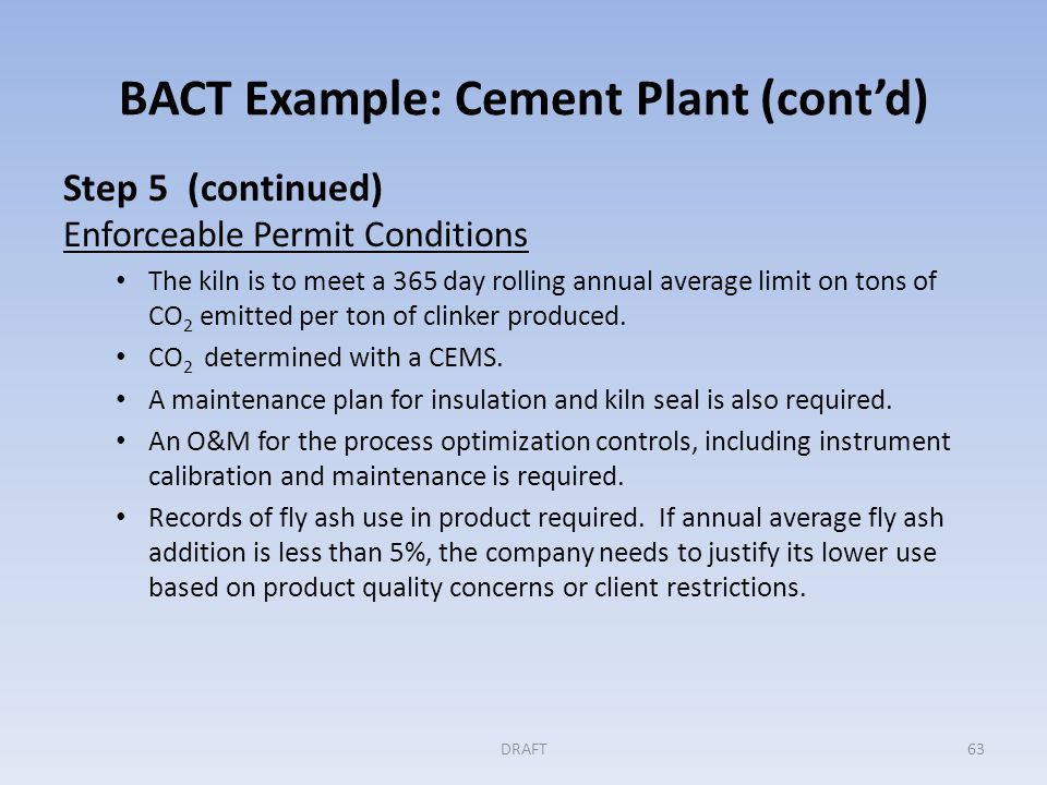 GHG BACT Example: Natural Gas Compressor Station Expansion