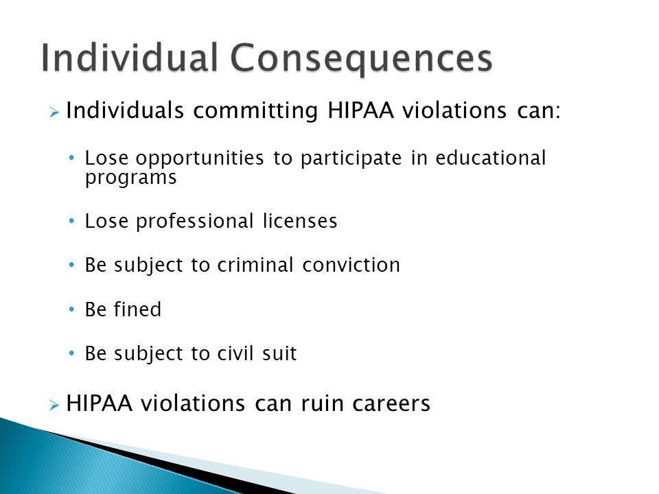  HIPAA and IS Intranet sites  Policies and Procedures  Hotline: St.