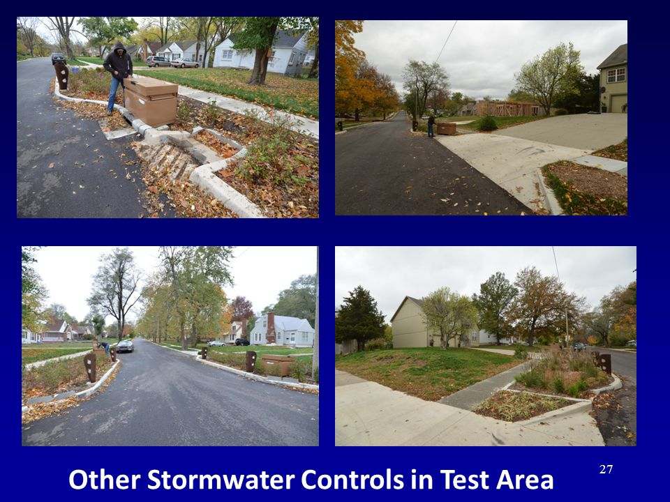 28 Other Stormwater Controls in Test Area