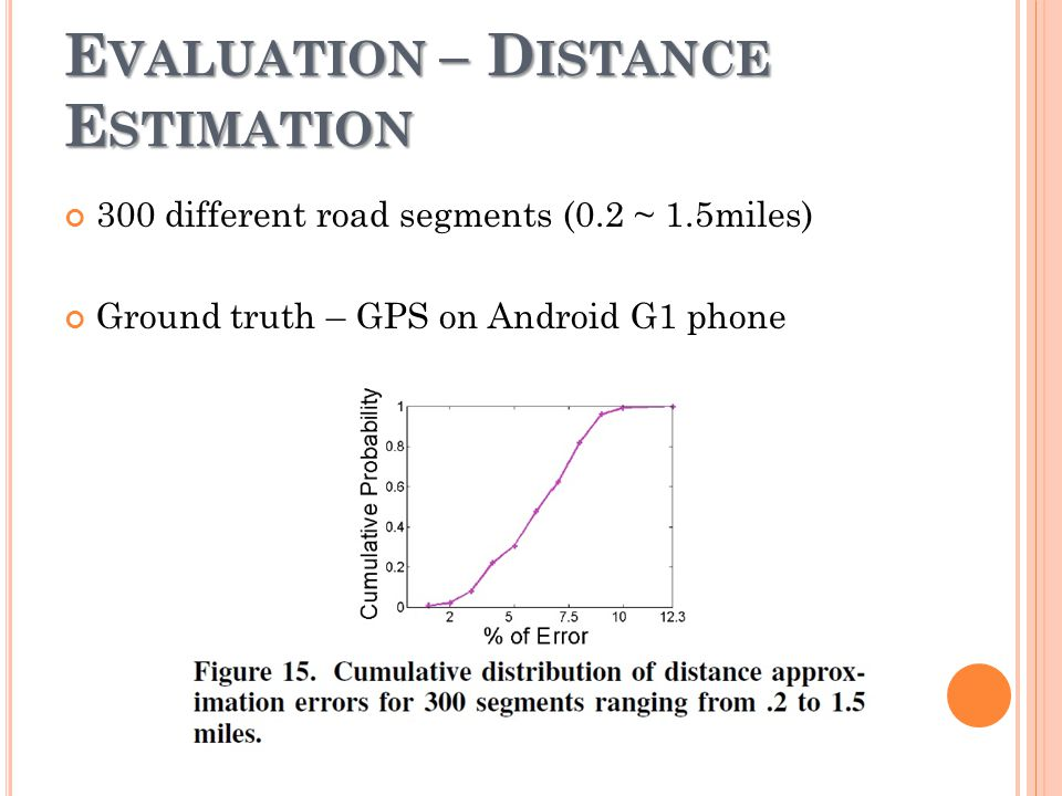 O UTLINES Motivation Objectives & Challenges Related Works System Overview Hardware Design Theft detection Estimating distance & Turns Evaluation Conclusion