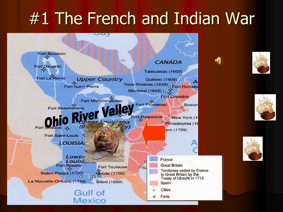 #1 The French and Indian War