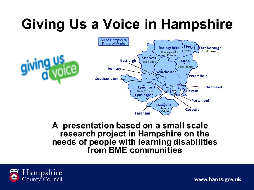 Guav in Hampshire Dialogue Engagement Outreach project Opportunity for Hampshire people to participate in a national project