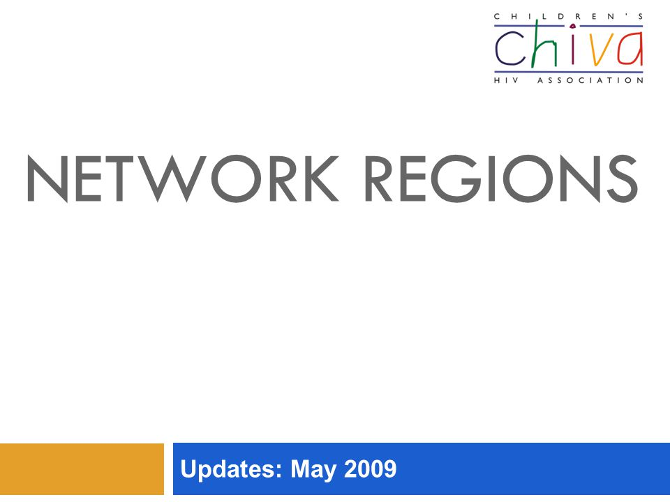 SCOTLAND  47 HIV positive children currently followed in clinic  2 nd network meeting in Perth – May 2009  Proposal for 'paediatric immunodeficiency' network